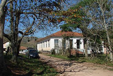 Fazenda Morada do Sol, um dos primeiros locais de realização dos encontros que resultariam no que é hoje a Canção Nova