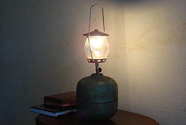 Era a base de luz de lampião que padre Jonas Abib e seus missionários realizavam encontros de oração no Espiríto Santo